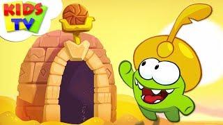 Om Nom Stories:  The Magic Lamp   Cut the Rope: Magic    Season 4 Episode 3   Cartoon For Kids
