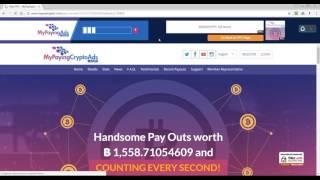 Как купить рекламный пакет в #MyPayingAds (#MPA)