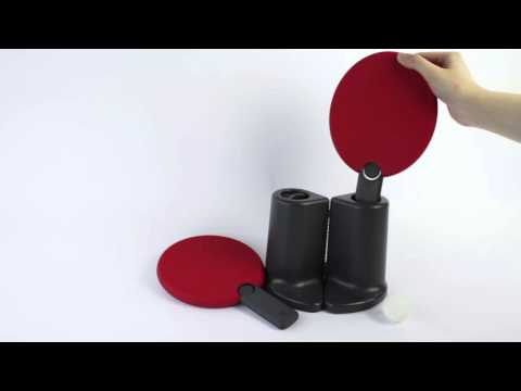 Video for Pongo Table Tennis Set