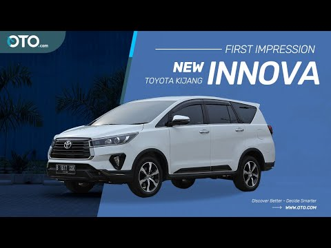 New Toyota Kijang Innova | Feast for The Eyes | OTO.com