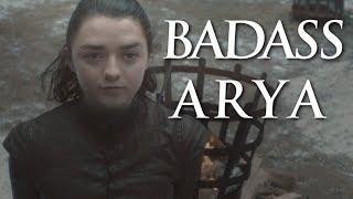 Badass Arya Stark Scenes - 1080p
