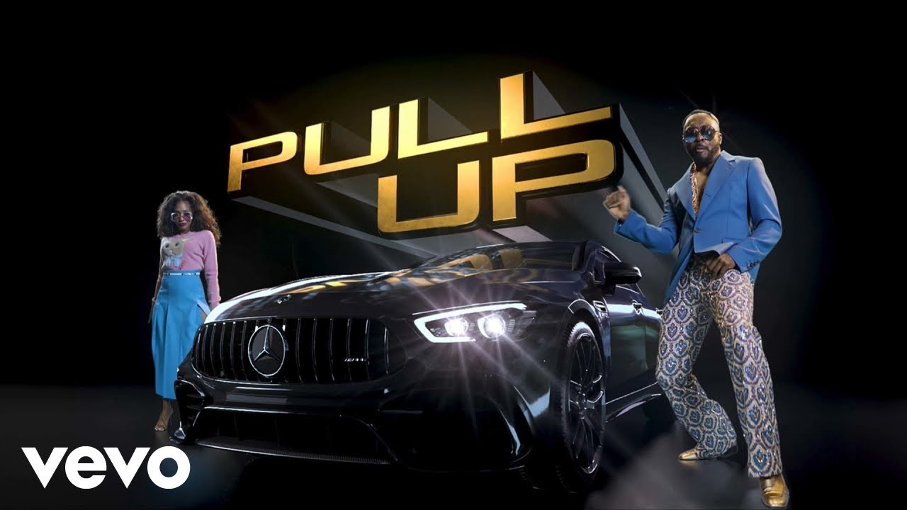 J. Rey Soul, will.i.am ft. Nile Rodgers — Pull Up
