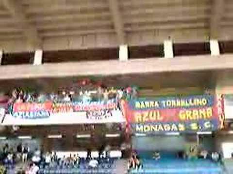 """""""brujos chaimas en el brigido"""" Barra: Guerreros Chaimas • Club: Monagas"""
