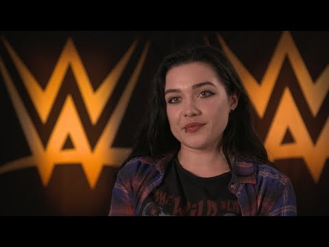 """Florence Pugh details the process of becoming Paige in """"Fighting with My Family"""""""