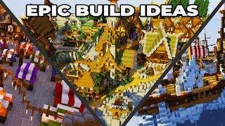 1 14 Minecraft Build Ideas at Next New Now Vblog