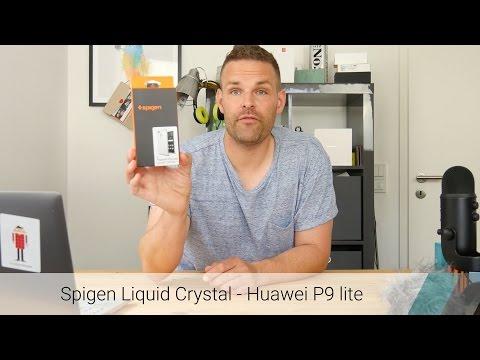 Huawei P9 lite: Spigen Liquid Crystal Hülle Kurztest (deutsch)
