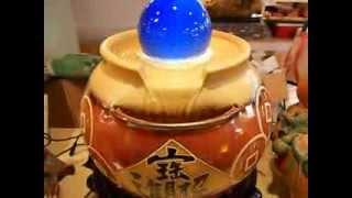 台中市批發買賣修理時來運轉財源滾滾風水球滾球流水催財水鶯歌陶瓷0936432772 招財開運轉運