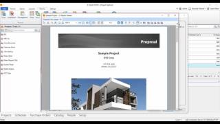 Running a Proposal Report