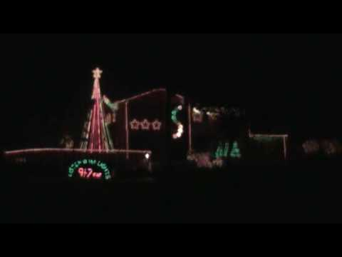 Brisbane Christmas Lights Blow My Mind
