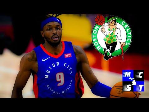 Boston Celtics Upped Offer For Detroit Pistons Foward Jerami Grant!!!
