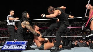 Eight-Man Tag Team Match: SmackDown, Oct. 25, 2013