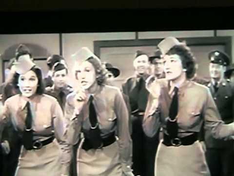 Andrews Sisters – Boogie Woogie Bugle Boy