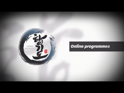 Online Hapkido Martial Arts Program - YouTube