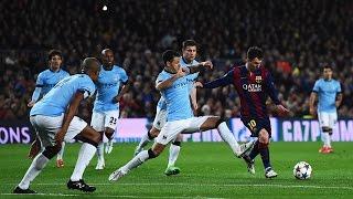 Lionel Messi - Ultimate Dribbling Skills 2014-2015 HD