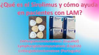 ¿Qué es el Sirolimus y cómo ayuda a pacientes con LAM? – Linfangioleiomiomatosis