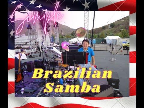 Me on Samba Music.