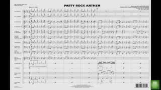 Party Rock Anthem Arranged By Paul Murtha