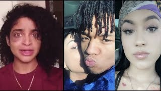 Swae Lee's Girlfriend JUMPS His Side Chick for the THIRD TIME! 👀