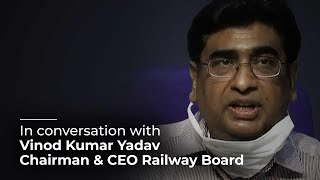 Chairman Railway Board Intv: Will monetisation, privatisation give steam to Railway operations? - Download this Video in MP3, M4A, WEBM, MP4, 3GP