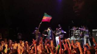 Damian Marley - Move - live @ the House of Blue Boston