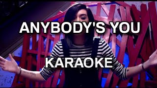 Christina Grimmie - Anybody's you [karaoke/instrumental] - Polinstrumentalista