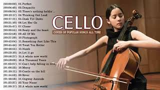 Top Cello Covers of Popular Songs:  Best Instrumental Cello Covers All Time