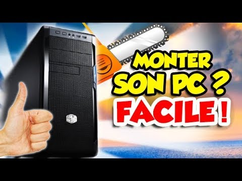 MONTER SOI MÊME SON PC GAMER pour 2018!
