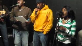 Rehearsal Footage-I Just Wanna Say by Antoine L  Dunn