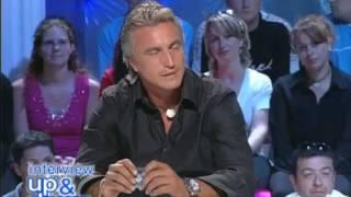 Interview Up & Down David Ginola - Archive INA