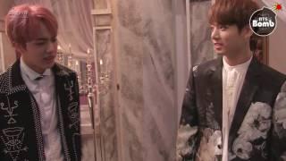 BTS, [BANGTAN BOMB] Sweet Jin & Jung KOOK 's chatter