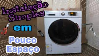 1ª Parte: Maquina Lava e Seca PHILCO PLS12B   Por ALESSANDRA PEREIRA
