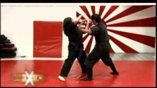 Ninjutsu, el arte marcial más devastador