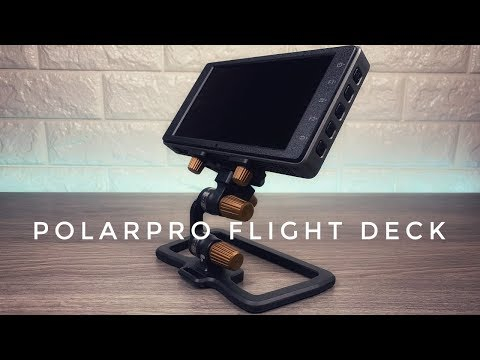 PolarPro Flight Deck Review | Ultimate Mount for Crystal Sky