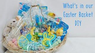Easter Gifts - Easter Baskets - Easter Hamper Ideas | Easter Craft Ideas