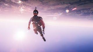 FREE FALL   Skydiving in 4K