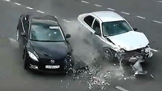 Car Crash Compilation, Car Crashes and accidents Compilation September 2015 Part 107