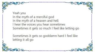 Everclear - Why I Don't Believe in God Lyrics