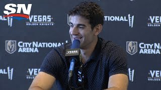 Max Pacioretty Joins Vegas Golden Knights - Full Press Conference