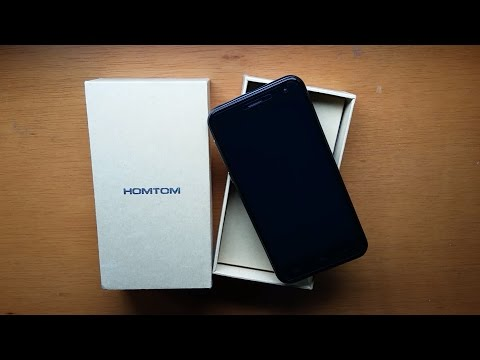Homtom HT3 Pro - Review en Español
