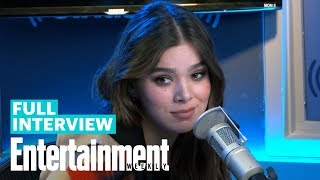 Hailee Steinfeld Opens Up About Her New Series 'Dickinson' & More | Entertainment Weekly