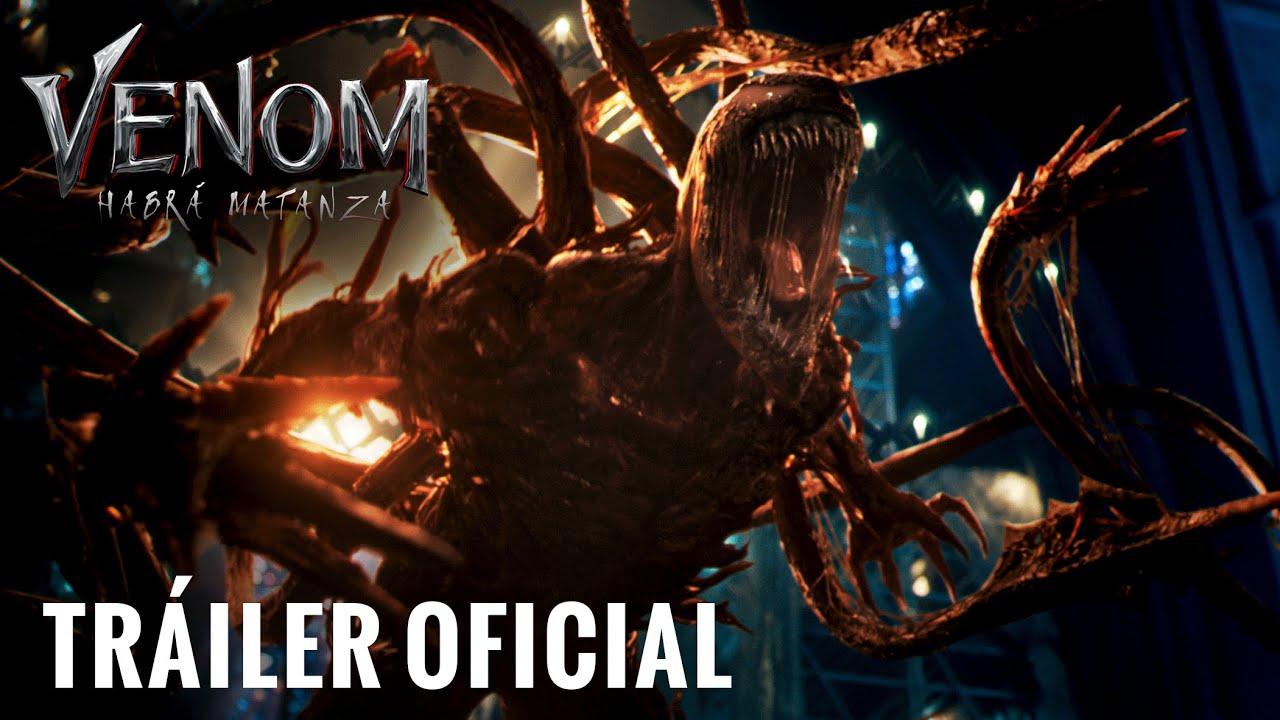 Venom: habrá matanza   Tom Hardy regresa como el antihéroe del simbionte