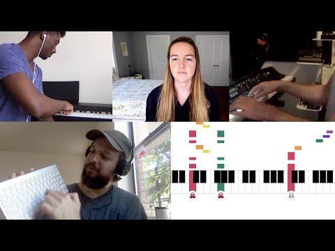 הפסנתר המשותף של גוגל היא דרך חינמית ופשוטה ליצור מוזיקה יחדיו באינטרנט