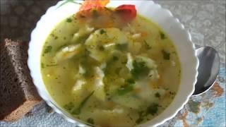 Суп с клецками  НЕОБЫКНОВЕННО ВКУСНО И ПРОСТО!