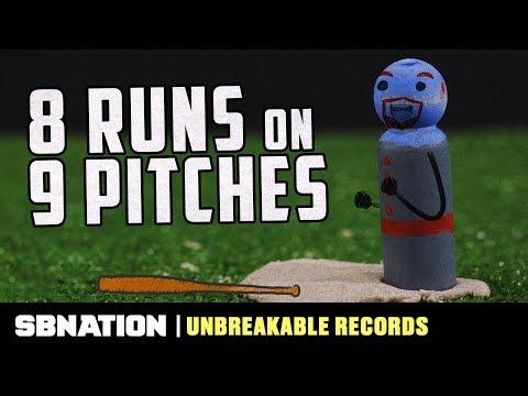 Fernando Tatis had the greatest half-inning in MLB history | Unbreakable Records