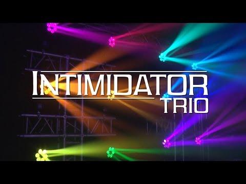 CHAUVET Intimidator Trio Inteligentní hlava