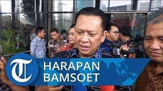 Harapan Ketua MPR Bambang Soesatyo kepada KPK di Perayaan Hari Antikorupsi Sedunia 2019