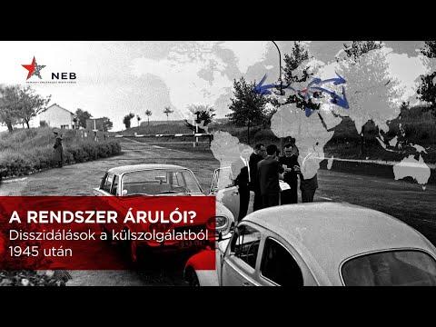 """""""…elhagytam a magyar területet…"""" – A rendszer árulói? Disszidálások a külszolgálatból 1945 után"""