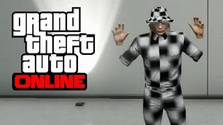 GTA 5 Online - How to Get the Checkered Outfit (Last Gen)