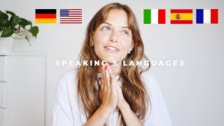 How I Learned 5 Languages | w/ subtitles