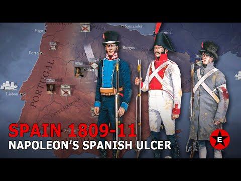 Španělsko jako Napoleonův Vietnam